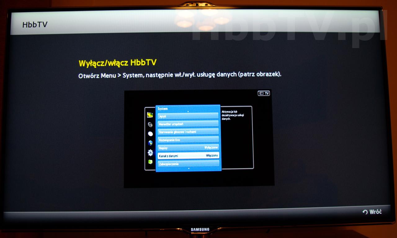 Hbbtv Samsung