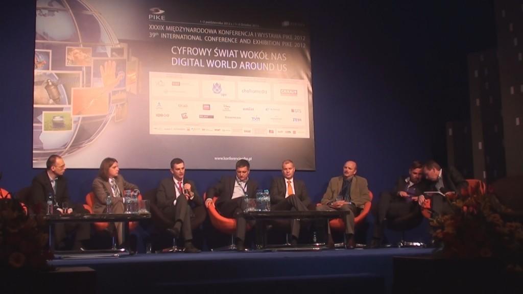 Jak nowe technologie kształtują rozwój telewizji kablowej - panel dyskusyjny podczas konferencji PIKE