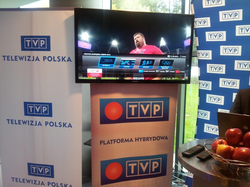 Platforma TVP prezentowana na konferencji PIKE
