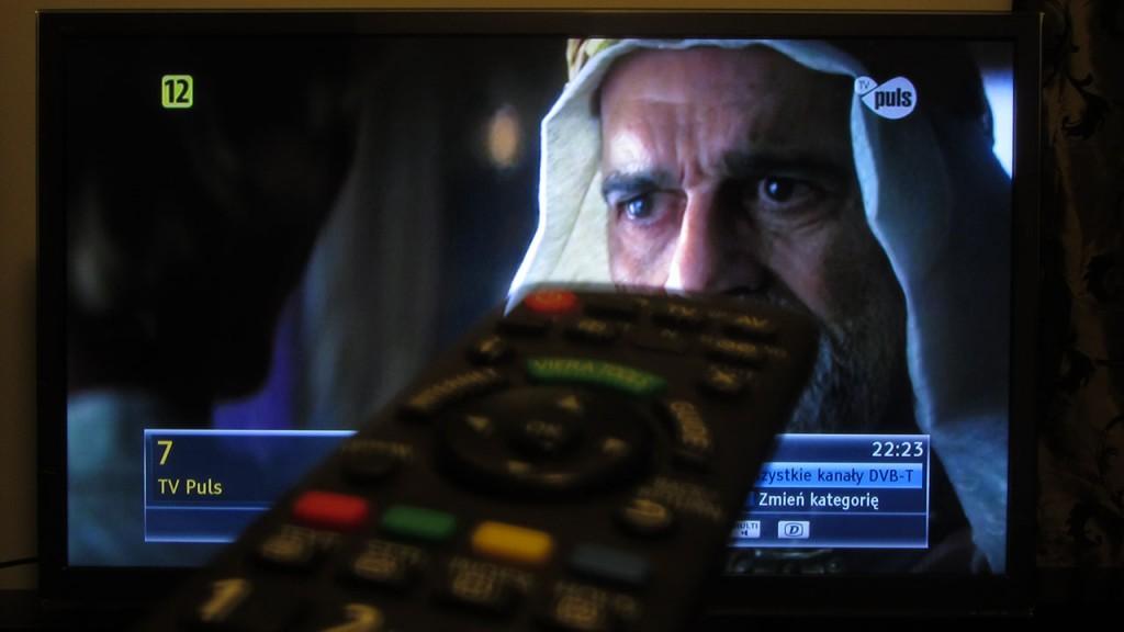 Testy telewizji hybrydowej HbbTV na kanale TV Puls w naziemnej telewizji cyfrowej DVB-T w Polsce.