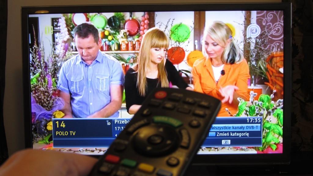 Sygnalizacja HbbTV na kanale Polo TV w DVB-T
