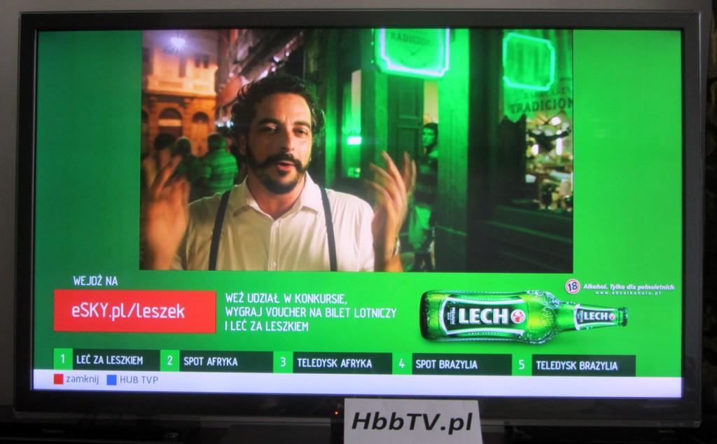 relkamaHbbTV-LechPremium-spotBrazylia