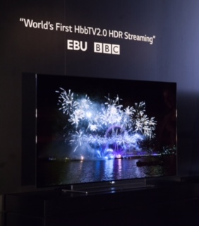 telewizor LG OLED 4K z HbbTV 2.0