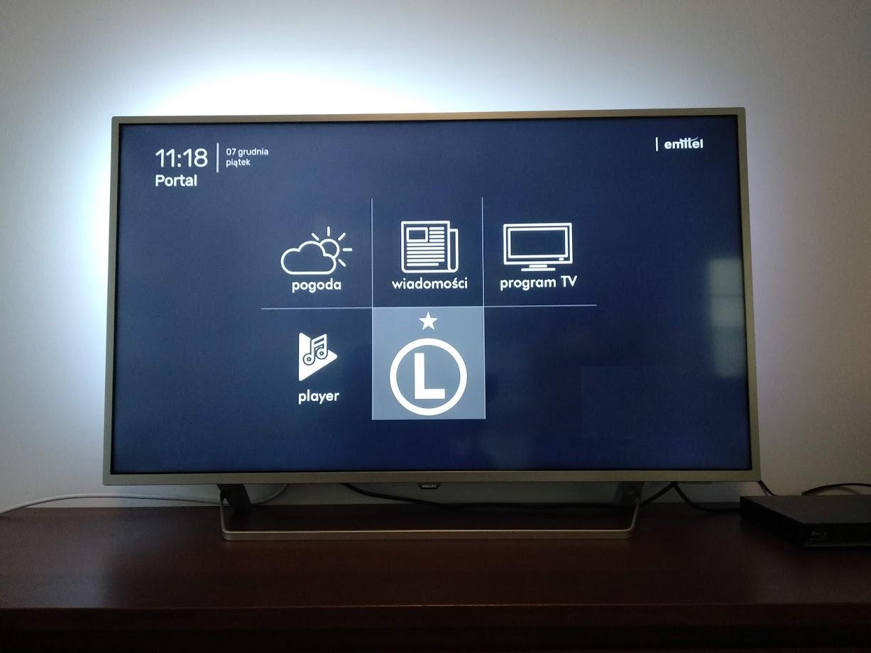 Aplikacja HbbTV w Portalu EmiTV
