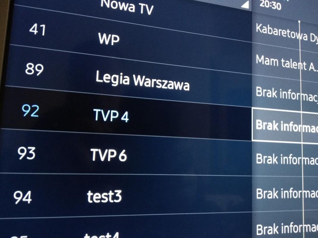 TVP4 i TVP6 w MUX-8
