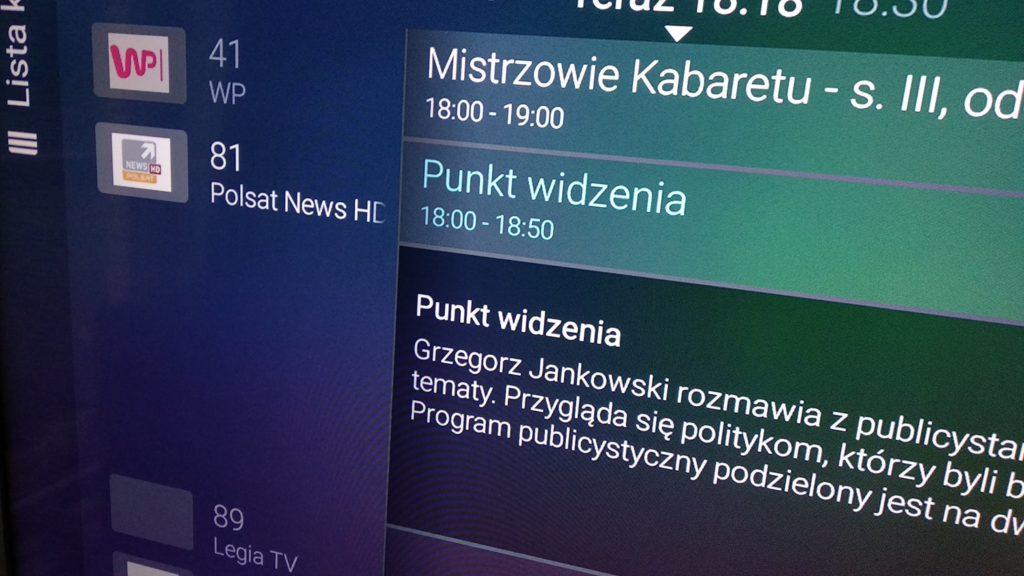 kanał 81 - Polsat News HD